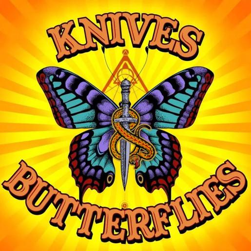 KNIVES & BUTTERFLIES LOGO