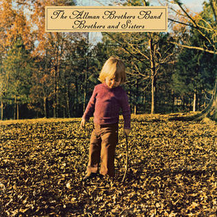 Allman Brothers - Brothers & Sisters
