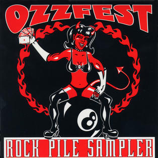 OZZFEST ROCKPILE SAMPLER