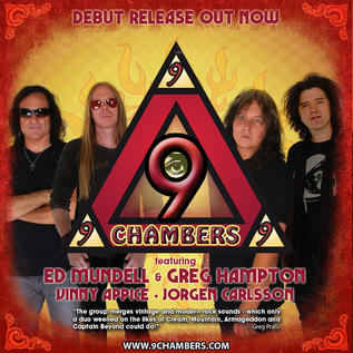 9 CHAMBERS 1/4 PAGE AD