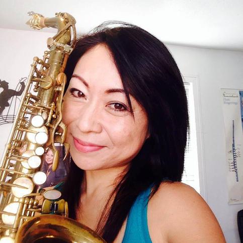 RURI MATTHEWS - Saxophone