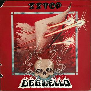 ZZ-Top - Deguello