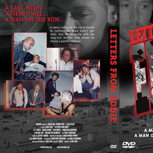 Letters from Eddie DVD Packaging