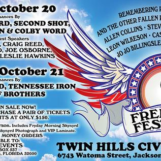Freebird Fest Ad Banner