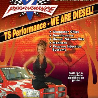 TS Performance Diesel Ad