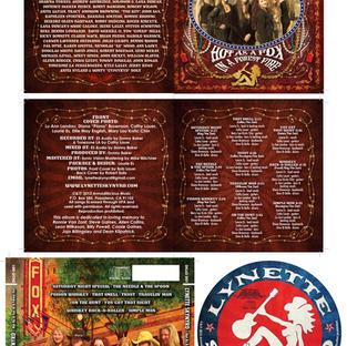 LYNETTE SKYNYRD CD PACKAGE