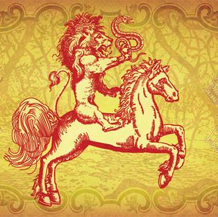 9 CHAMBERS LIONHORSE