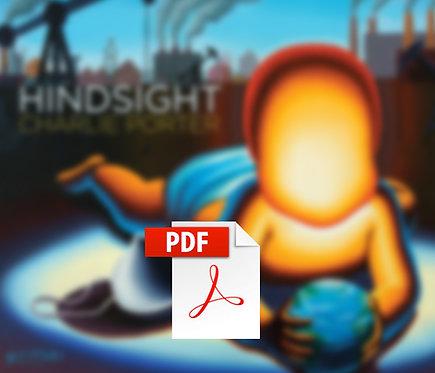 Hindsight Sheet Music Digital Download