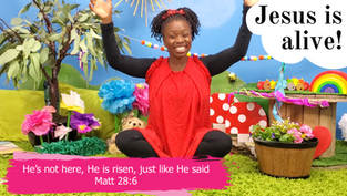 Jesus is alive!!!