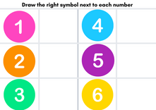 Draw the Symbol Game