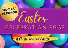 Easter Celebration Eggs