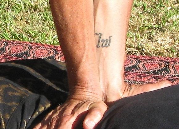 Thai Yoga massage 1 h