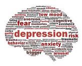 Brain health: stress anxiety depression dementia. What causes them?