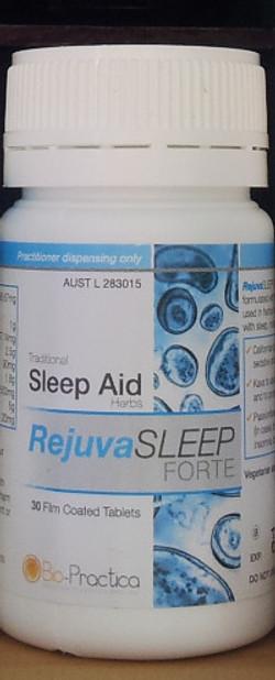 Herbal sleep supplement