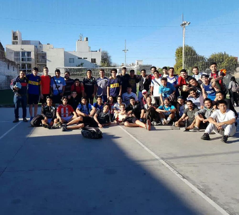 Torneo de Fútbol Intercamadas del CMU