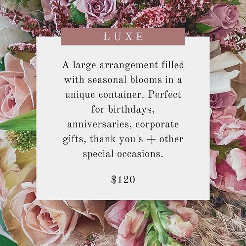 Custom Floral Design (Luxe)