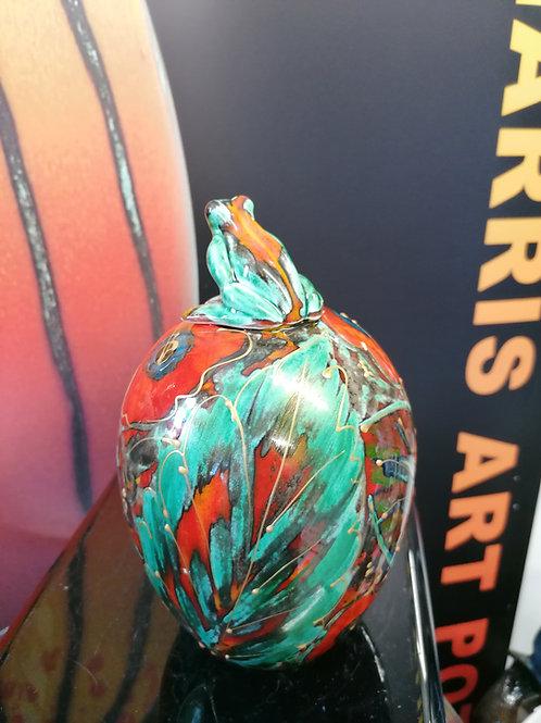 Rainforest 18 cm frog vase absolutely stunning
