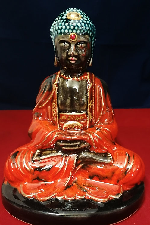 Made to order 23cm stunning handpainted Buddah in stock
