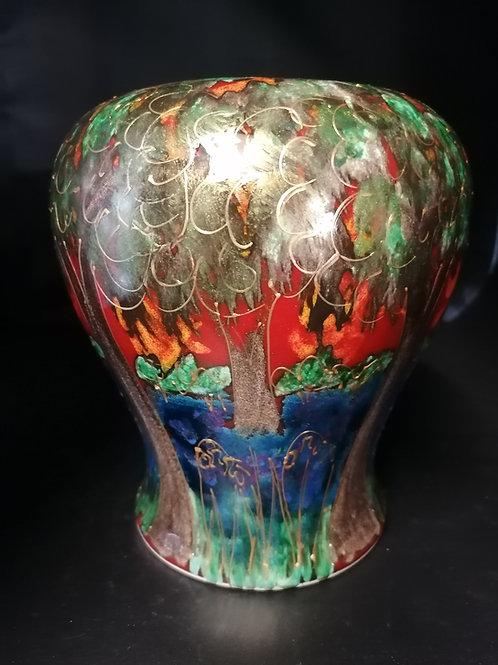 NEW shape for Bluebell Wood 21x16cm bulbous vase stunning!