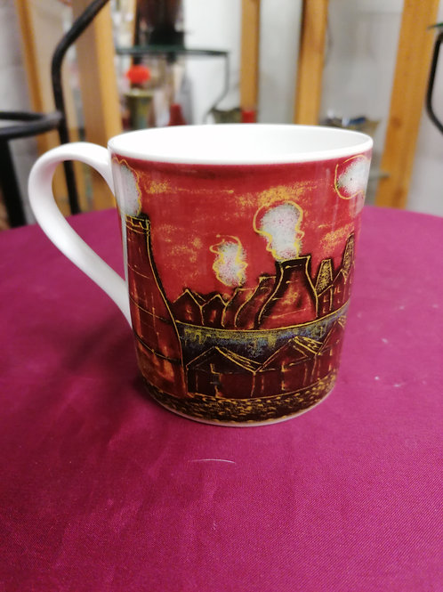 SALE Potteries mug In stock NOW great gift