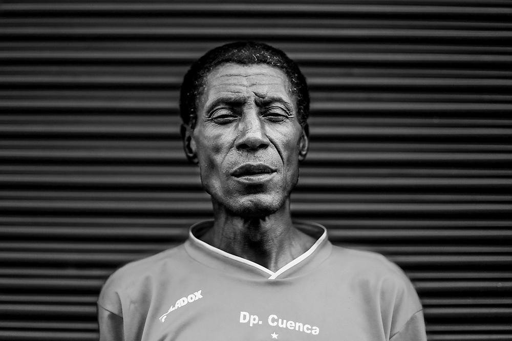 Retrato de Chacha - Javier Morales