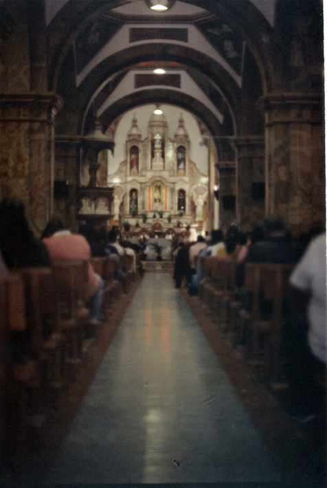 Iglesia Baños Cuenca