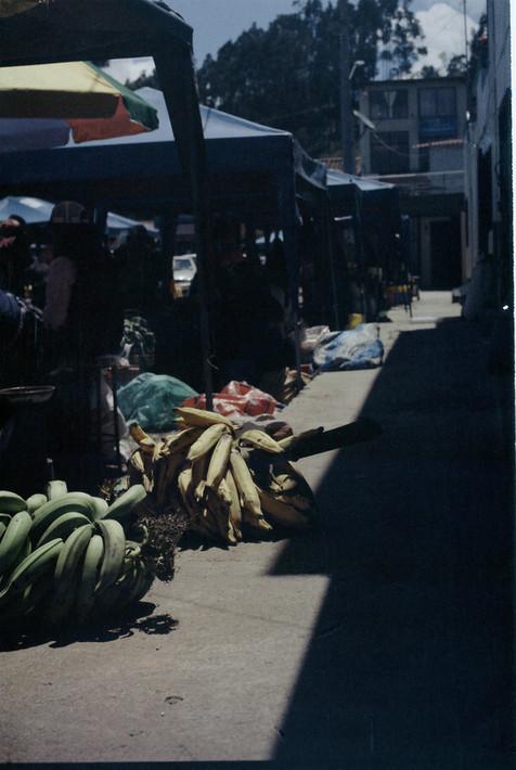 Mercado Itinerante Baños