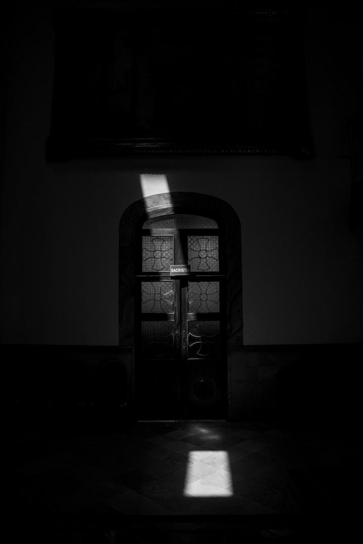 "Puerta ""Sacristía"""
