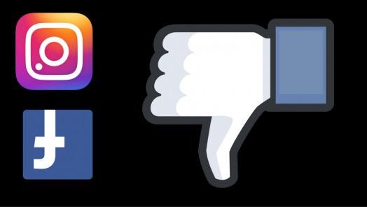 facebook down instagram down