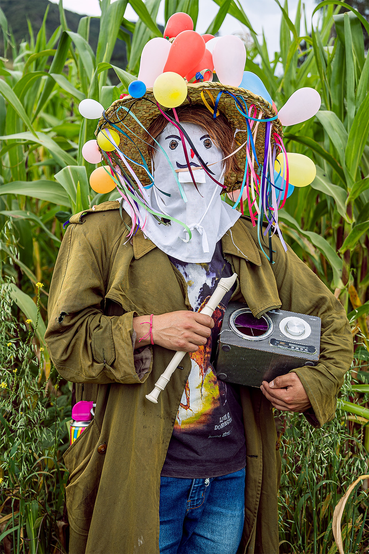 rucos de Nulti carnaval ecuador