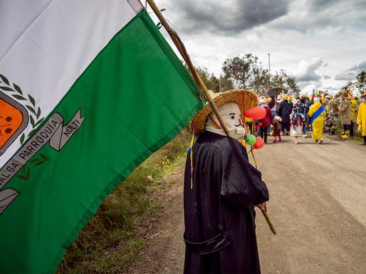 Recuperando al Taita Ruco - Carnavales en Nulti