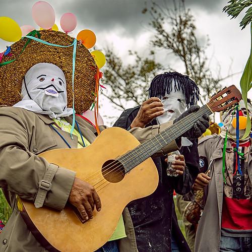 Carnaval y Taita Ruco de Nulti