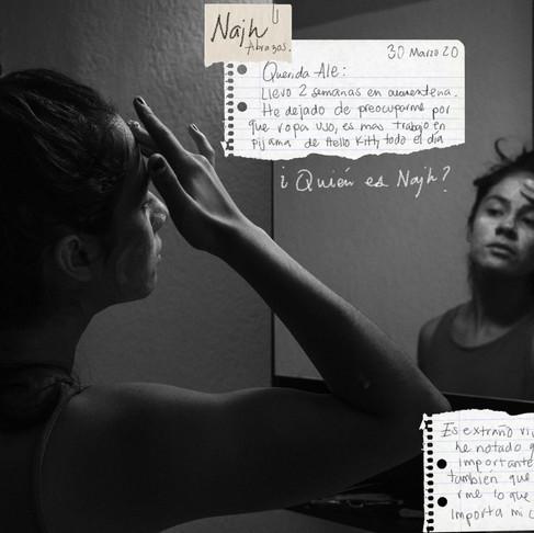 #TeRetoCuarentena: Cartas a la Feminidad No.1, pt.3
