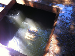 Chamber Filled With Water