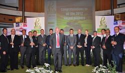 2012 Service Dealer Awards