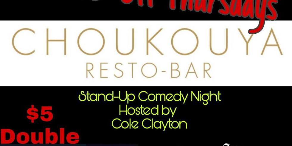 Thursday Comedy Night