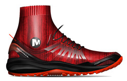 Merrell Trail Running Concept