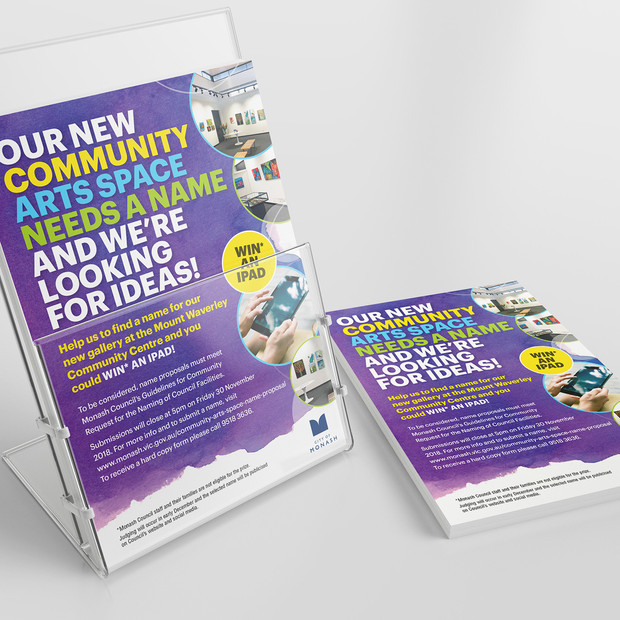 COMPETITION FLYERS / POS