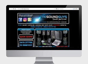 Website Design Graphic Designer