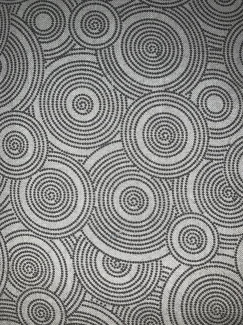 Dark gray circles