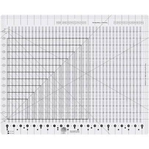Stripology XL ruler