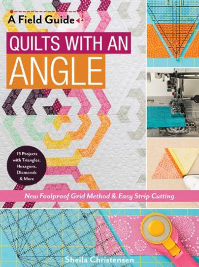 Quilts with an Angle Book