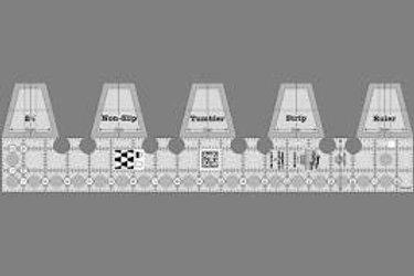 Creative Grids tumbler single strip ruler