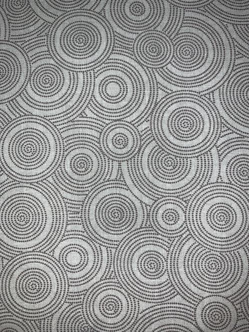 Light gray circles