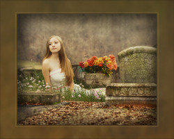 Rachel in the Graveyard