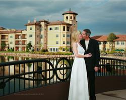 Broadmoor Wedding Couple