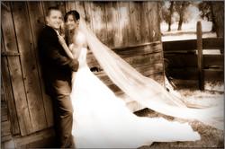 Location Ranch Wedding in Montana