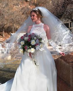Dream Bride Portrait