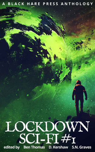 SCI-FI #1: Lockdown Science Fiction Adventures