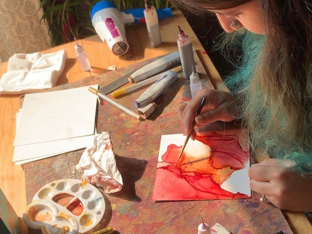Lessons that being an artist has taught me about life